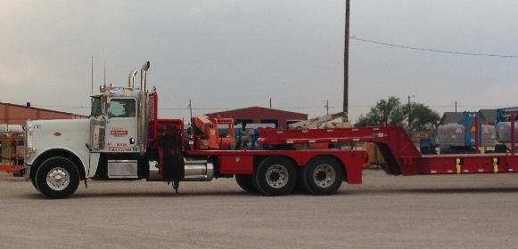 Oilfield Trucking  Winch Trucks  and Forklifts